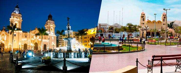 Viaje de Lima a Nazca