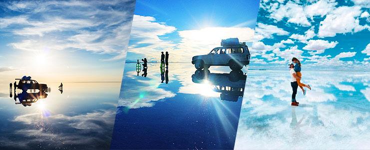 Recorrido Salar de Uyuni