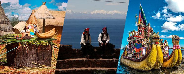 Tour Lago Titicaca - Uros - Taquile