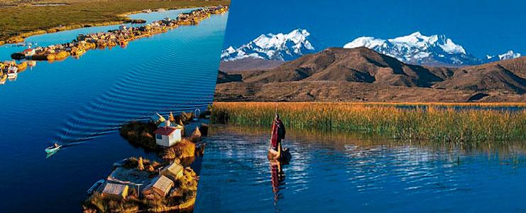 Tour Lago Ticacaca - Uros - Taquile