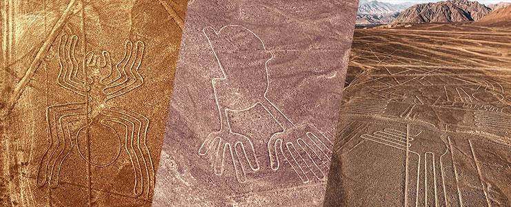 Sobre vuelo Líneas de Nazca