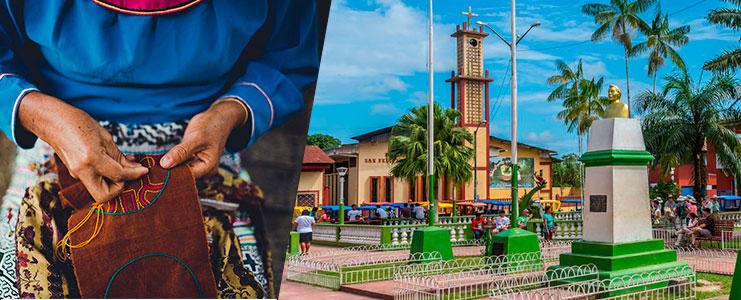 Tour comunidad Puerto Miguel - Amazonas