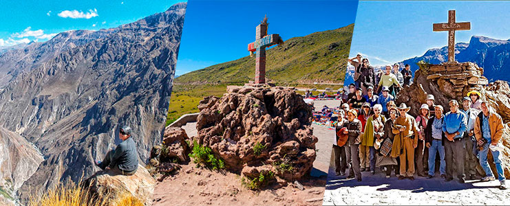 Tour Cañon del Colca - Vista de Condores
