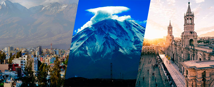 Viaje Arequipa Puno