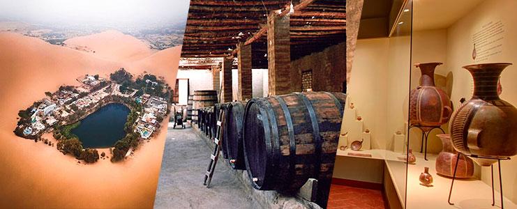 Tour Ica - Laguna de Huacachina