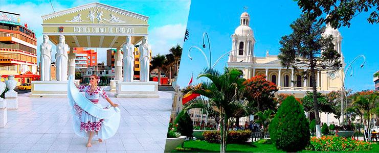 Viaje de Lima Chiclayo