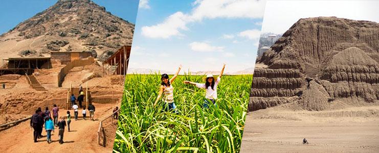Tour Piramides Sol y Luna