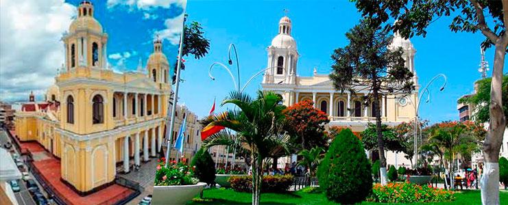 City tour Chiclayo
