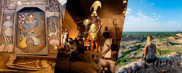 Tour Tumba Señor de Sipan