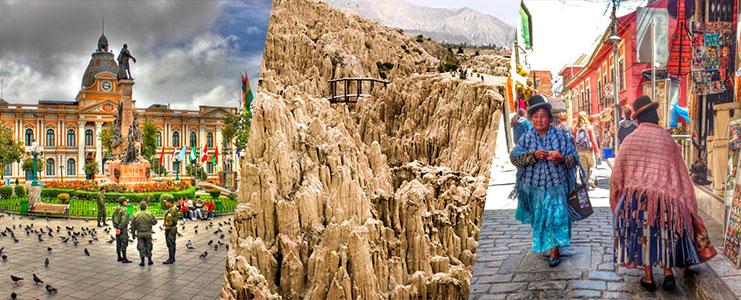 City tour la Paz