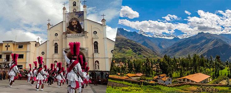 City tour Huaraz