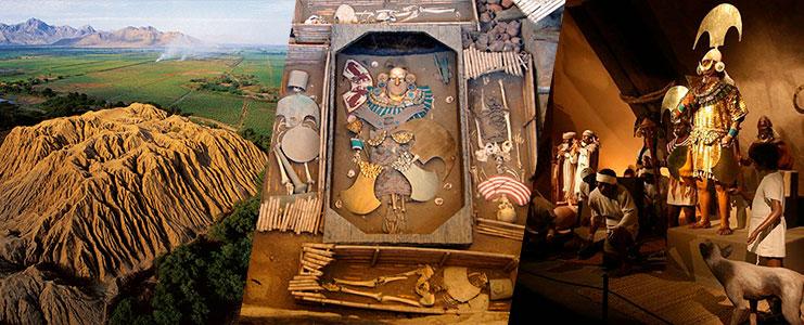 Tour Tumbas de Sipan y Tucume