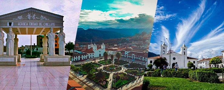 Viaje de Chiclayo a Chachapoyas