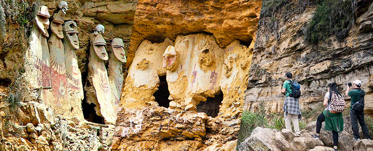 Tour Sarcófagos de Karajía