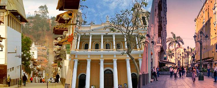 Viaje de Chachapoyas - Chiclayo - Lima
