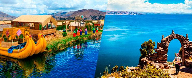 Tour Isla los Uros y Taquile
