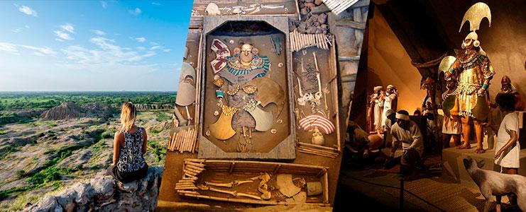 Tour museo Señor de Sipan