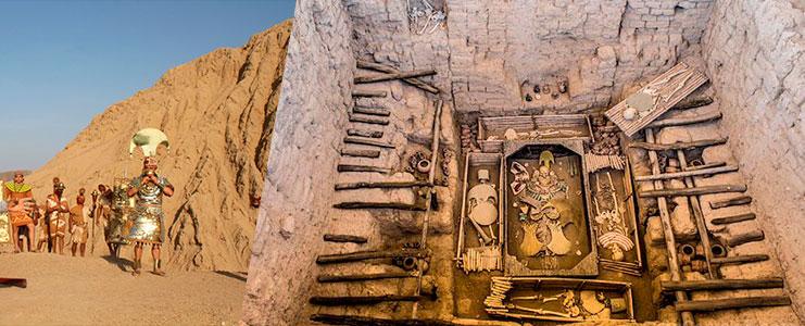 Tour Huaca Rajada