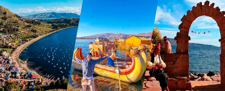 Tour Islas los Uros y Taquile