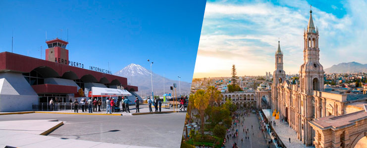 City tour Arequipa