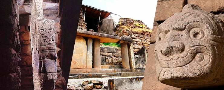 Tour templo de Chavin de Huantar