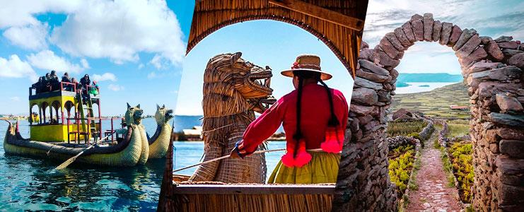 Tour lago Titicaca