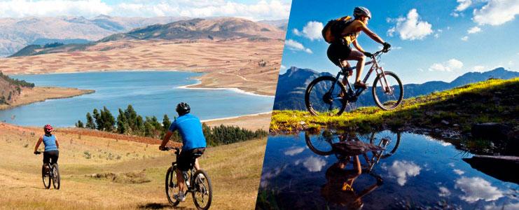 Tour en bicicleta Valle Sagrado