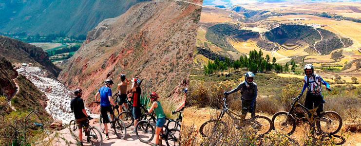 Tour en Bicicleta por Maras y Moray