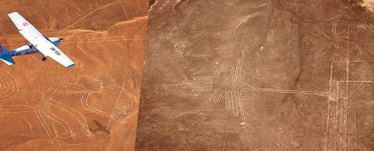 Vuelo a las Linea de Nazca