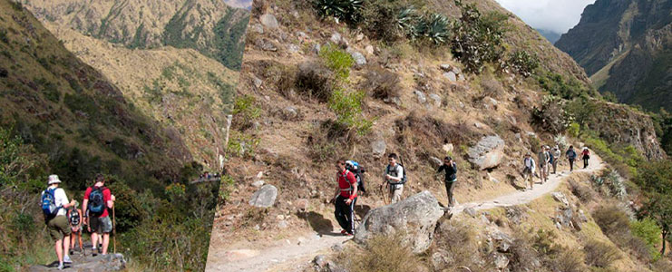 Inicio Camino Inca