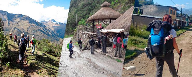 Tercer dia tour Salkantay