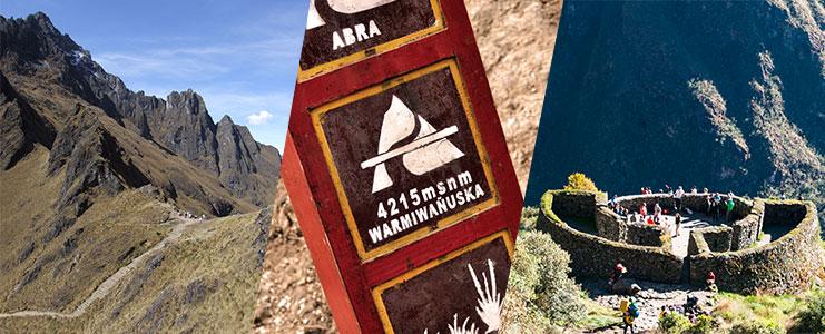 Segundo dia camino Inca