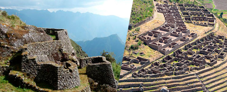 Tercer dia camino Inca
