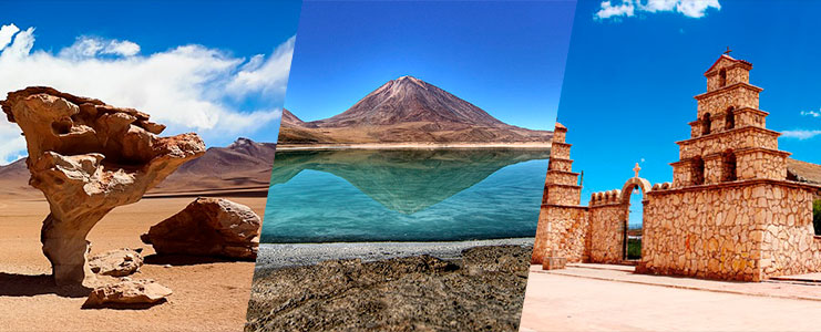 Tour Laguna Colorada verde