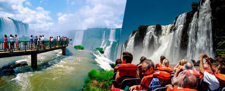 Tour Iguazú