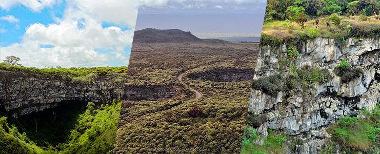Tour crateres Gemelos