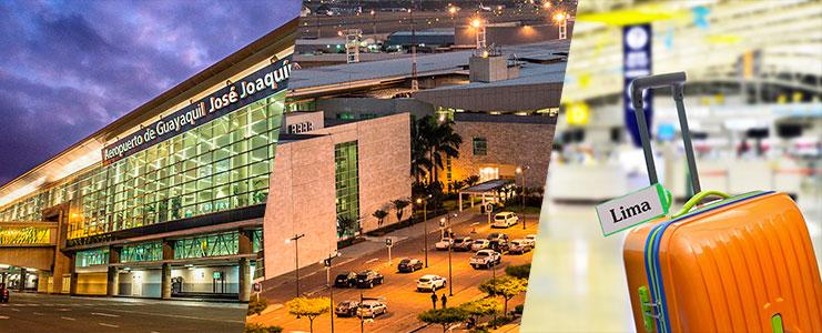 Viaje Guayaquil Lima