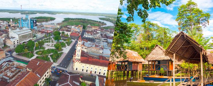 Viaje Lima Iquitos