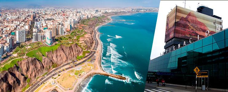 Bienvenida en Lima